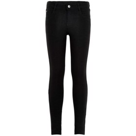 Emmie stretch pants/bukser sort - The New
