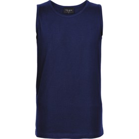 Tanktop Boy black iris - The New